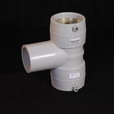 耐热聚乙烯电熔管件