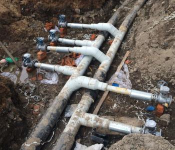 二次供热管网工程